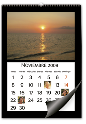 Calendriers XXL