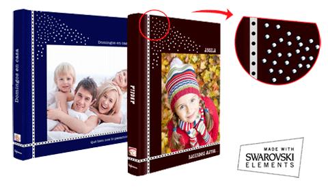 Livre Photo Swarovski numérique (21x29)