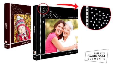 Livre Photo Swarovski Maxi numérique (29x29)