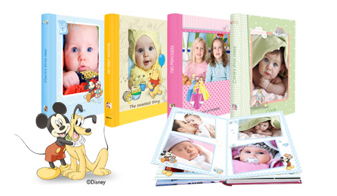 Livre de Photo Disney Classic