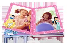 Livre Photo Princesses Disney