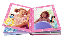Livre Photo Princesses Disney