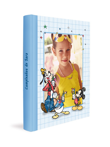 Livre Photo Mickey Mouse