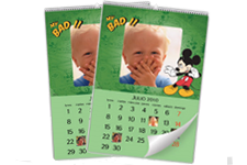 Calendrier Disney Mickey Mouse (22x30)